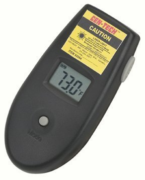 Cen-Tech Infrared Thermometer