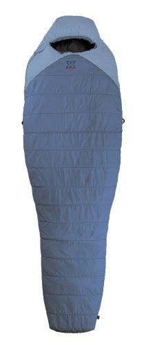 Coleman Exponent Women's Klickitat X 0-Degree Mummy Bag, Outdoor Stuffs