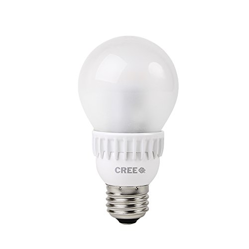 Cree 60W Equivalent Soft White (2700K) A19 LED Light Bulb (4-Pack)