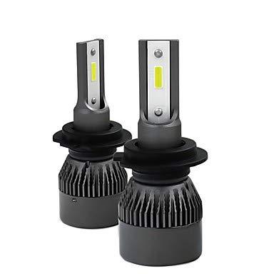 OTOLAMPARA 2pcs H10 / H9 / H7 Coche Bombillas 40 W LED de Alto ...