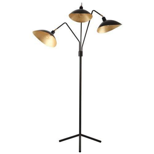 (Safavieh Lighting Collection Iris Designer Floor Lamp 69.5