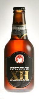 Japan beer 日本ビール 常陸野ネストビール エキストラ・ハイ 330ml/24本hn Extra High(XH) お届けまで14日ほどかかります