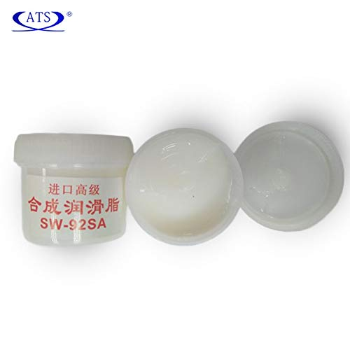 Printer Parts Printer Copier Supplies Premium SW-92SA Synthetic Fuser Film Sleeve Grease Lubricating Oil for Samsung HP Canon Eps0n Brother