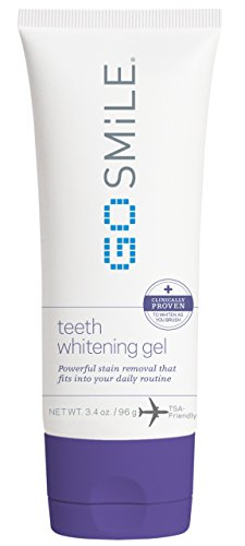Go SMiLE Teeth Whitening Gel, 3.4 OZ.