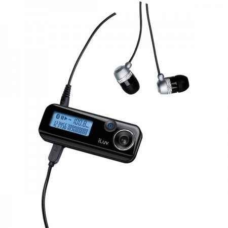iLuv i720 Bluetooth Hands-Free Kit with Remote Control and FM Transmitter for iPod, iPhone 1G by iLuv (Image #1)