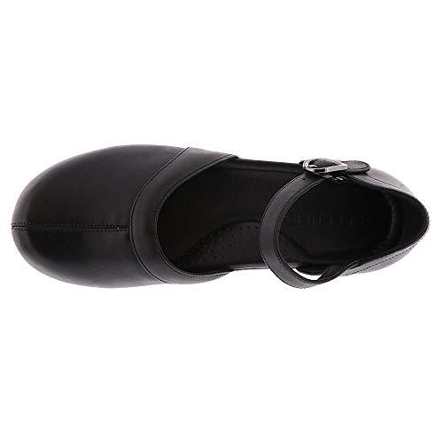 Clogs Skechers SR Black Puako Mary Work Jane Clog Womens wFZOAw