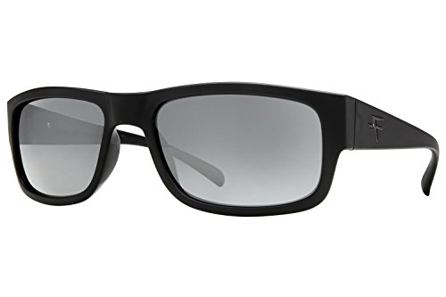 Fatheadz Eyewear Men's Modello V2.0 FH-V031-1SM Polarized Rectangular Sunglasses, Black, 63 - Amazon Sunglasses Fatheadz