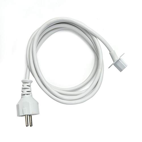 WESAPPINC Europe EU Plug Extension Cable for Apple iMac 21.5' 27