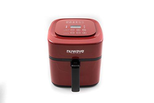 Nuwave 6 qt. Brio Air Fryer -Red