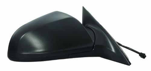 Fit System 62739G Chevy Malibu LT Hybrid/Saturn Aura Passenger Side Replacement Convex Mirror ()