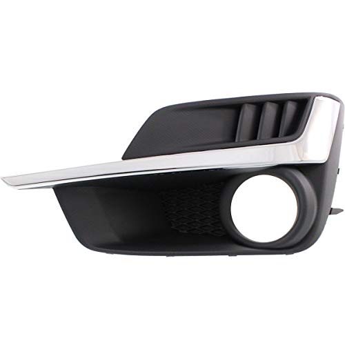 New Fog Light Trim Driving Lamp Driver Left Side LH Hand SU1038110 -