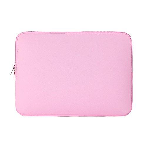 Xcivi Ultra Slim and Light Sleeve Case for Boogie Board Blackboard 14-inch Liquid Crystal Paper LCD eWriter (Pink)