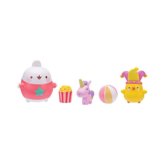 Molang Series 2 Push N' Peel Deluxe Mystery Figures 3