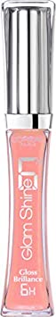 L'Oreal Paris Glam Shine Gloss 6 Hour - 6 ml, Forever Nude (Number 103) L' Oréal Paris 3600521227558