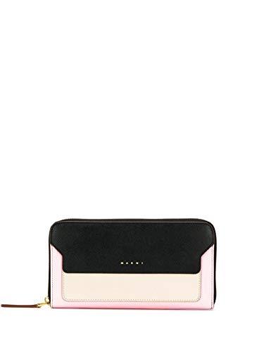Marni Women's Pfmoe11u11lv520z241m Pink Leather Wallet