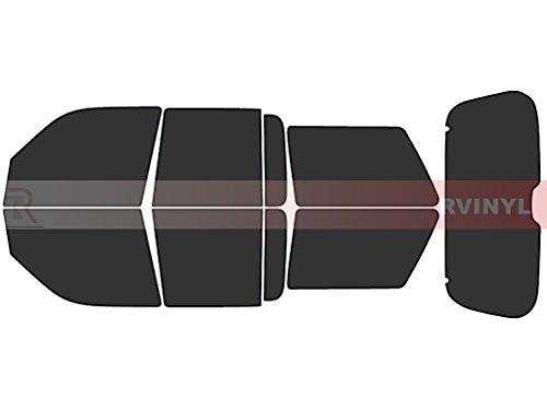 Rtint Window Tint Kit for Ford Explorer 1998-2001 (4 Door) - Complete Kit - 20% (1999 Ford Explorer Door 4)