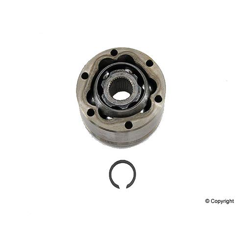 EMPI 98-5084-B Chromoly T2 Off-Road CV Joint - Larger Angles - VW Dune Buggy Bug Ghia Thing Bus Bug (Road Off Buggies Race)