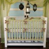 Caden Lane Modern Vintage Collection Ryan Crib Bedding Set (Ryan Lane)