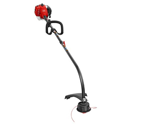 Toro (17'') 25.4cc 2-Cycle Curved Shaft Line Trimmer - 51958 by Toro