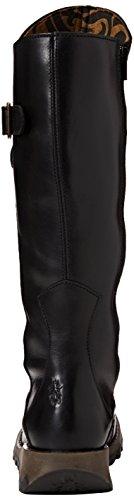 2 Women's Chukka Fly Boots London MOL Black wRqpa70p