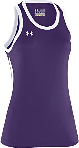 Under Armour Women's UA Recruit Sleeveless T-Shirt Large (Under Armour Sleeveless Tee)