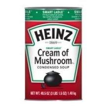 Smart Ladle Cream of Mushroom Soup, 49.5 Ounce - 12 per case.