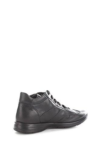 Lion Sneakers 8498 Pelle Uomo 43 Nero q4FxnHqTA