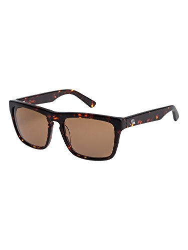Quiksilver The Ferris M.O. Sunglasses - Shiny Brown Havana / - Quicksilver Sunglasses