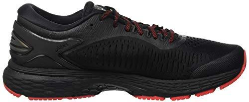 Homme kayano 25 Chaussures De Gel Lite Asics Black Running show Z8npqxg