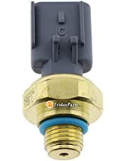 FridayParts Pressure Sensor 4928594 68002442AA for Cummins Engine 6.7L RAM 2500 RAM 3500