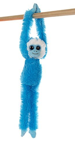 Plush Blue Monkey - Aurora 3360 18