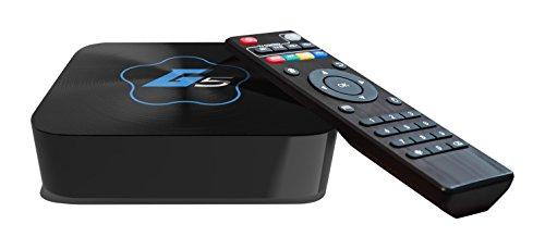 GoStreamer G5 Quad Core HD Wi-Fi Android TV Box Kodi Media Player