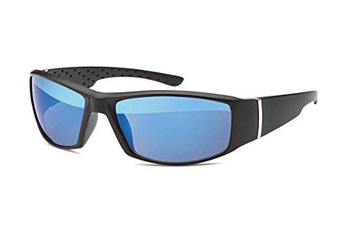 para hombre de Azul Unbekannt sol Gafas OxAqnZ7