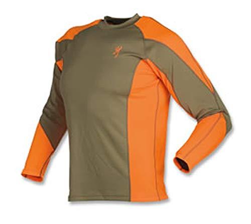 (Browning (3011820104) NTS Upland Shirt, Blaze, X-Large)