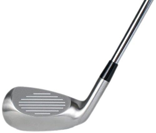 Tour Striker Men's Pro 7 Iron Golf Club (Left Handed, Stiff, Steel Shaft), Outdoor Stuffs