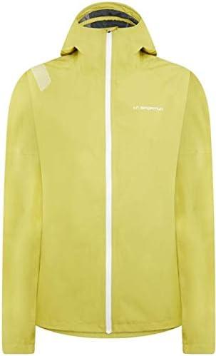La Sportiva Run Jacket - Women's|,| Celery|,| Extra Small|,| K87-715715-XS
