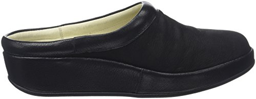 black Fly Mules London Noir Femme Beak809fly qwpx0PUFxO