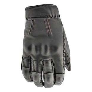 Short Cuff Motorcycle Gloves - 6