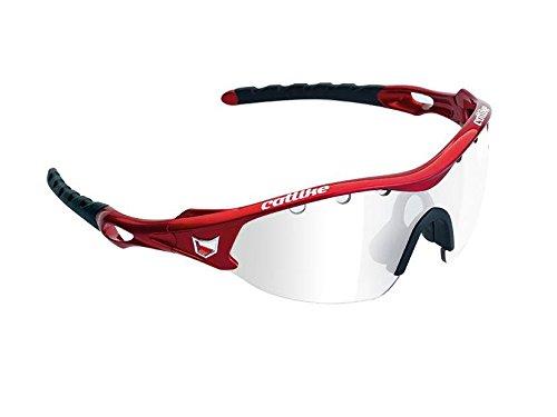 Catlike Fahrradhelm Storm Sonnenbrille Basic rot 2015