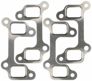 Set of 4 LAND ROVER DISCOVERY 1 V8 EXHAUST MANIFOLD GASKETS ERR6733