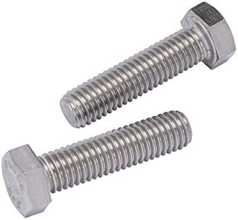 "Bolt 18-8 1//2-13 x 2-3//4/"" Stainless Steel Hex Cap Screw Qty 10 304"