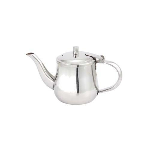 Winco 10 Ounce Gooseneck Server by - Gooseneck Ounce 10 Teapot