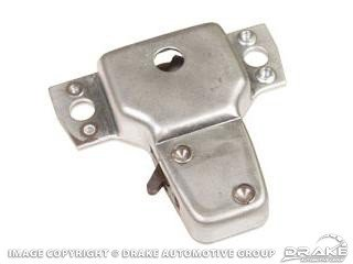 (Mustang Trunk Latch Concours 1964 1/2 - 1966 - Scott Drake)