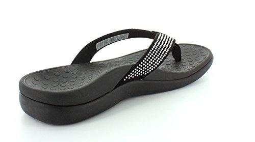 Womens Rhinestone Islander Suede Sandals Vionic XwdZqnX
