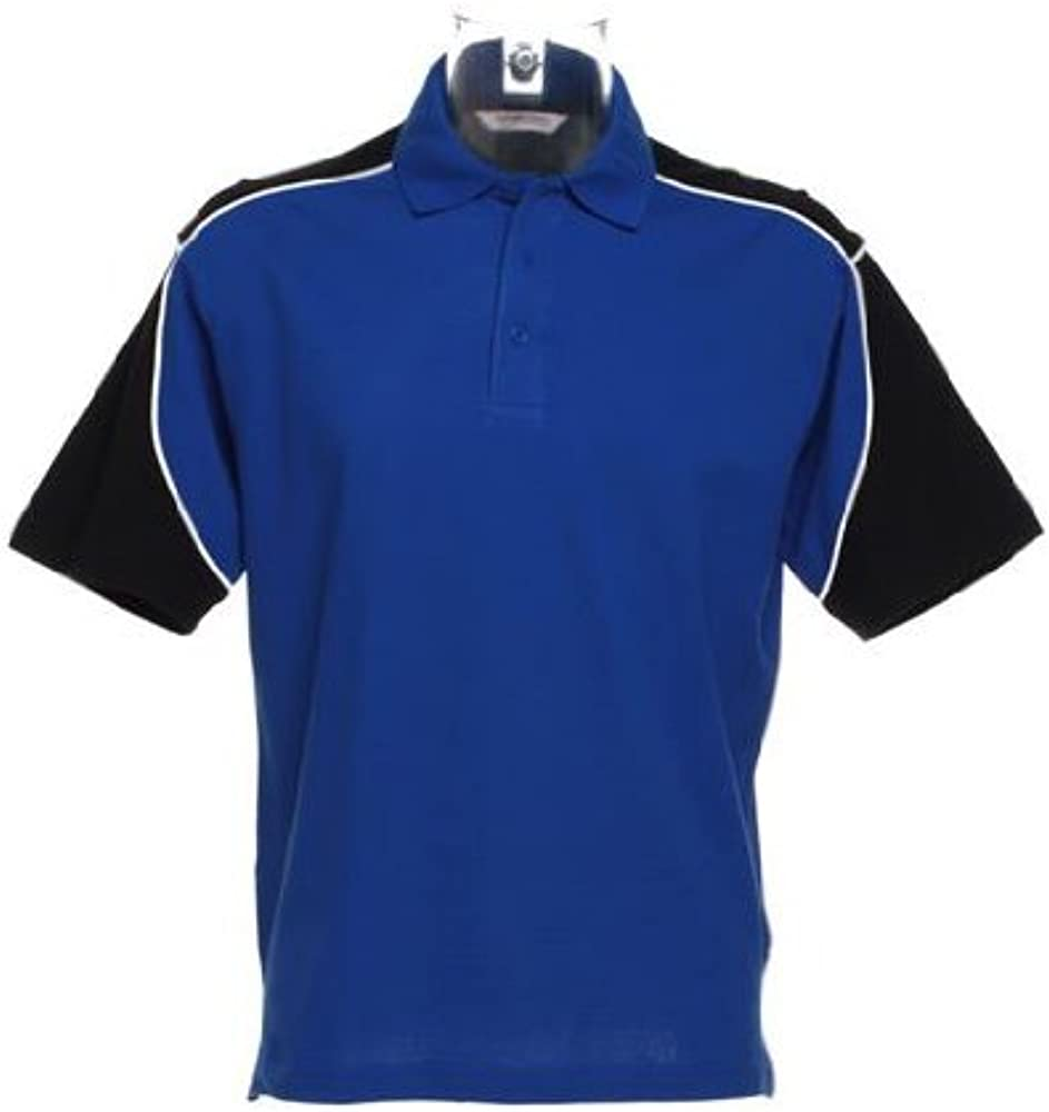 FORMULA RACING - Polo - para Hombre Azul Azul Real, Negro y Blanco ...
