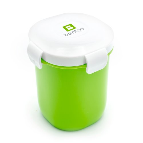 Bentgo Cup (Green) - 12 Oz. Eco-friendly Leakproof Cup Great for Soups, Juices, Water and More