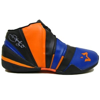 Mens Black Blue Orange Starbury Basketball Trainer Shoes  Amazon.co.uk   Shoes   Bags f39a78ca7