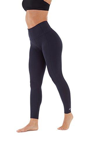 Marika High Rise Tummy Control Legging 27'' Midnight Blue
