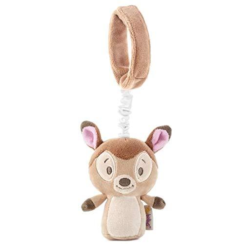 HMK Hallmark itty bittys Baby Bambi Stroller Toy