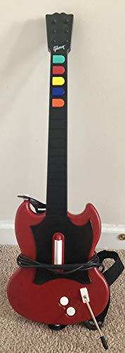(Guitar Hero II SG Controller - Cherry (Red))